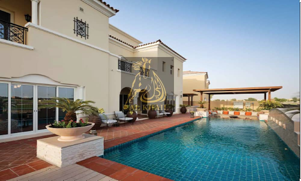 2 Magnificent 4BR Villa for sale in Arabian Ranches |Spanish-style homes | Ready to Move with 3 Yrs Post handover