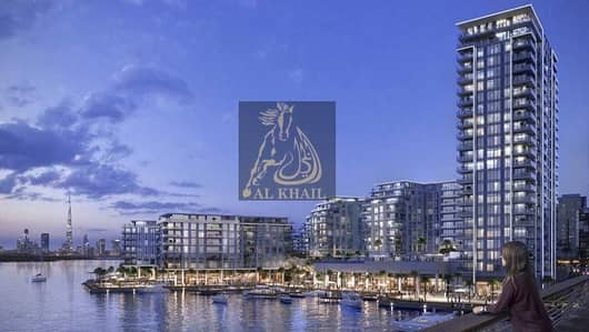 Luxury 4-BR Waterfront Apartment for sale in Dubai Creek Harbour | Easy Payment Plan with 3 Yrs Post Handover