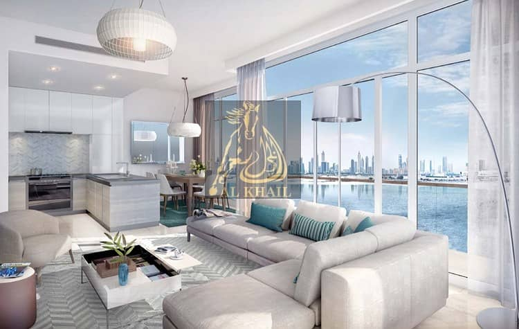 2 Luxury 4-BR Waterfront Apartment for sale in Dubai Creek Harbour | Easy Payment Plan with 3 Yrs Post Handover