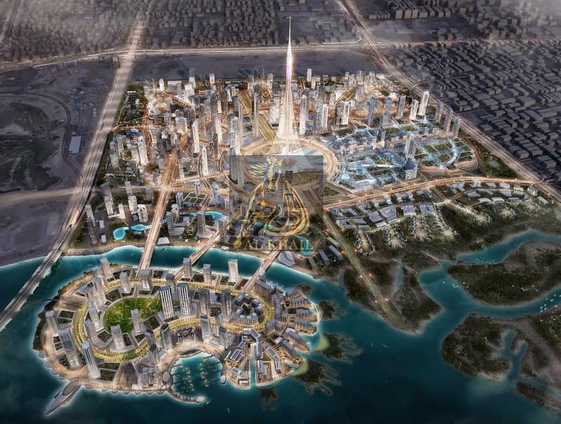 11 Luxury 4-BR Waterfront Apartment for sale in Dubai Creek Harbour | Easy Payment Plan with 3 Yrs Post Handover