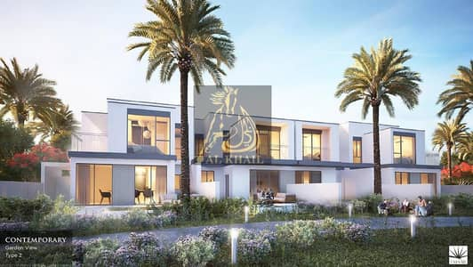5 Bedroom Townhouse for Sale in Dubai Hills Estate, Dubai - High-End 5BR Townhouse for sale in Dubai Hills Estate | Easy Payment Plan with 3 Yrs Post Handover | 50% Off DLD Waiver