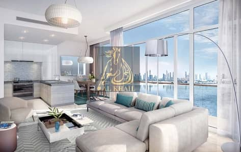 Luxurious 2-BR Waterfront Apartment for sale in Dubai Creek Harbour | Easy Payment Plan with 3 Yrs Post Handover