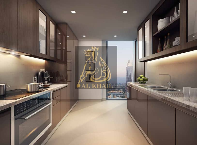 10 High-End 3BR Apartment for sale in Downtown Dubai | 3 Yrs Post Handover | 50% off DLD Fees | Burj Khalifa Views