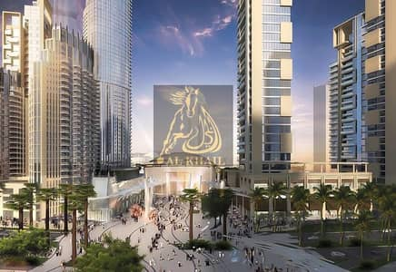 Magnificent Large 3BR Apartment for sale in Downtown Dubai | 3 Years Post handover | 50% Off DLD Waiver | Best Location