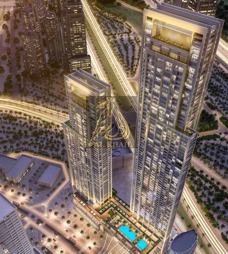 14 Luxury 3BR Apartment for sale in Downtown Dubai | 3 Years Post Handover Payment Plan | Amazing Views of Dubai Opera