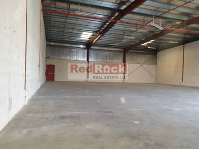 Warehouse for Rent in Al Quoz, Dubai - Remarkable || 3940 Sqf || Commercial Warehouse || Al Quoz