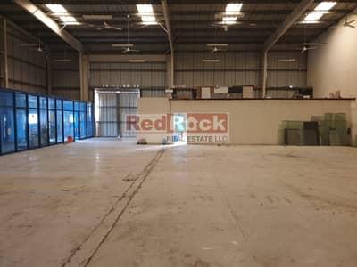 Warehouse for Rent in Al Quoz, Dubai - Paramount Location || Al Quoz ||6130 Sqf || 40 Kw power