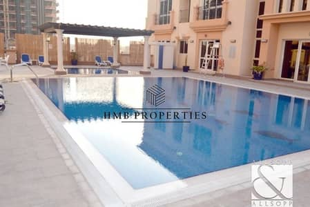 Huge 1 bedroom | Canal Residences |  Rental