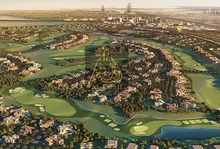 ارض سكنية  للبيع في دبي هيلز استيت، دبي - Amazing wide Plot for sale in Dubai Hills Estate with Golf Course View