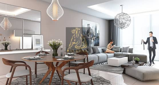 2 Bedroom Apartment for Sale in Dubai Silicon Oasis, Dubai - Luxurious Apartment for sale in Dubai Silicon Oasis | 2 Years Post Handover Payment Plan | Affordable Price