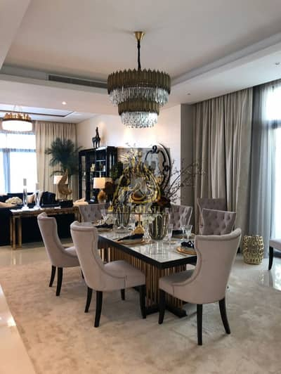 6 Bedroom Villa for Sale in DAMAC Hills (Akoya by DAMAC), Dubai - Best Offer! 10 Yrs Free Service Charge with 0% DLD Fee | Exquisite 6BR + Maids Villa for sale in Damac Hills