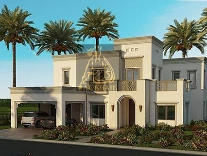Only 10% DP - 4-Bedroom  Villa  in Arabian Ranches - On Payment Plan