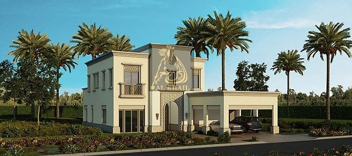 2 Only 10% DP - 4-Bedroom  Villa  in Arabian Ranches - On Payment Plan