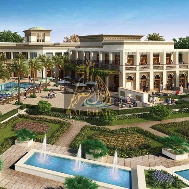 12 Only 10% DP - 4-Bedroom  Villa  in Arabian Ranches - On Payment Plan