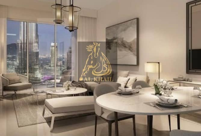 2 2-BR Luxury Apartment for sale in Downtown Dubai  10% Booking Fee