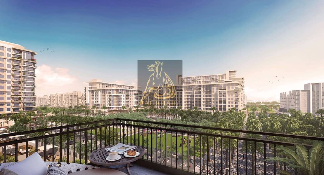 Stylish 2-Bedroom Apartment for sale in Town Square Dubai | 30/70 Payment Plan | Best Location!