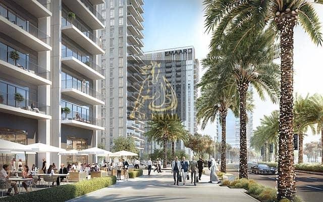 2BR Apartment for sale in Dubai Hills Estate  10% Deposit w/ Post-Handover Payment Plan