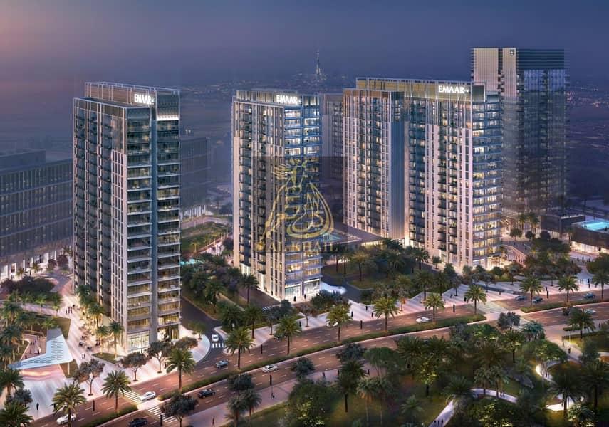 2 2BR Apartment for sale in Dubai Hills Estate  10% Deposit w/ Post-Handover Payment Plan