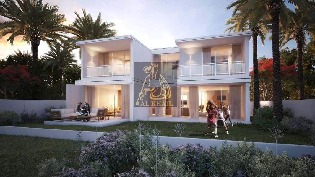 Great Offer! Premium 3BR Villa in Dubai Hills Estate5% Deposit w/ 40% On Post-Handover