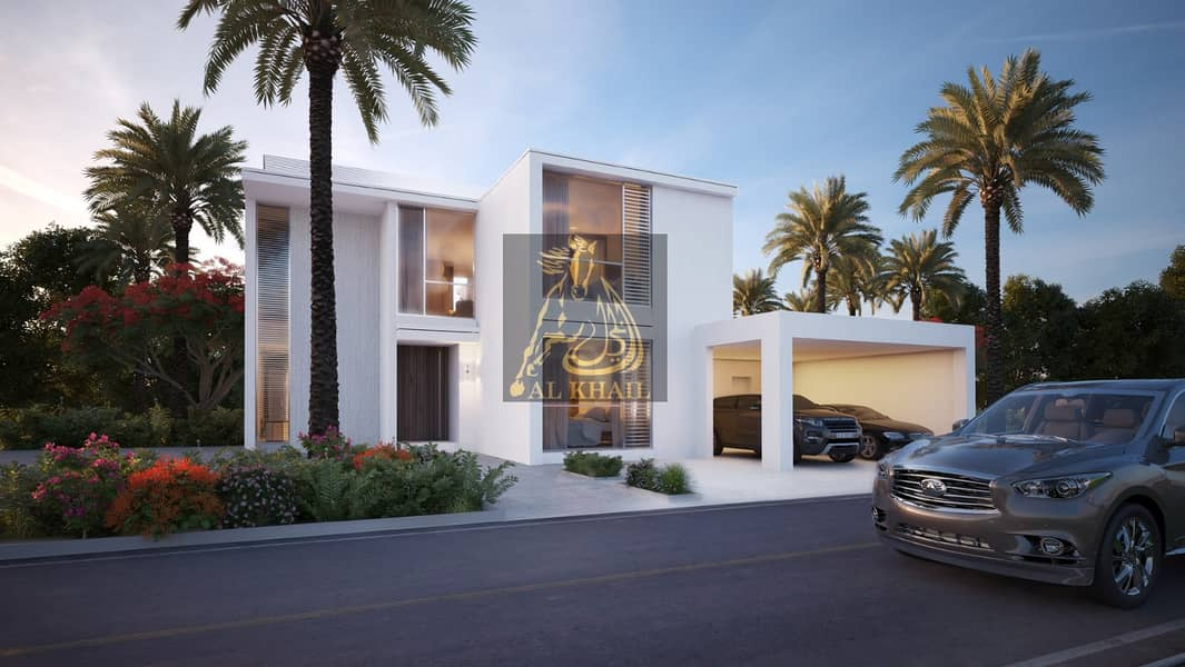 2 Great Offer! Premium 3BR Villa in Dubai Hills Estate5% Deposit w/ 40% On Post-Handover