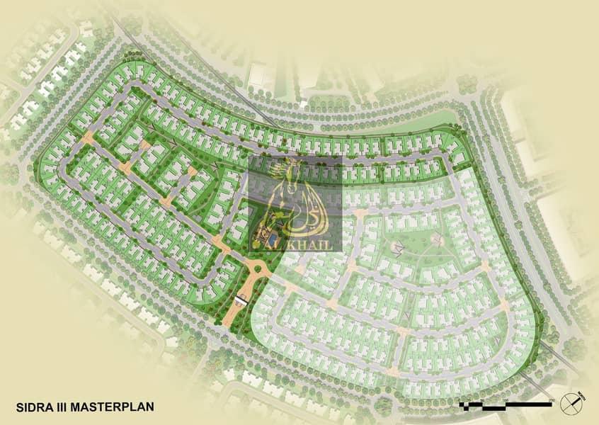 11 Great Offer! Premium 3BR Villa in Dubai Hills Estate5% Deposit w/ 40% On Post-Handover