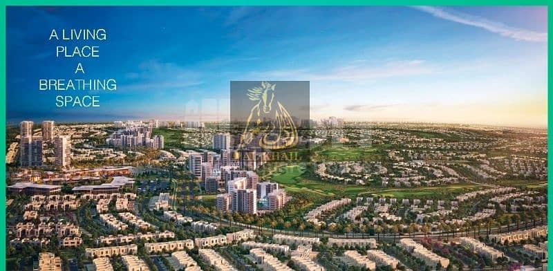 2 Perfect Location   Modern Style  2BR Townhomes in Dubai South - Easy Payment Plan  10% Booking!