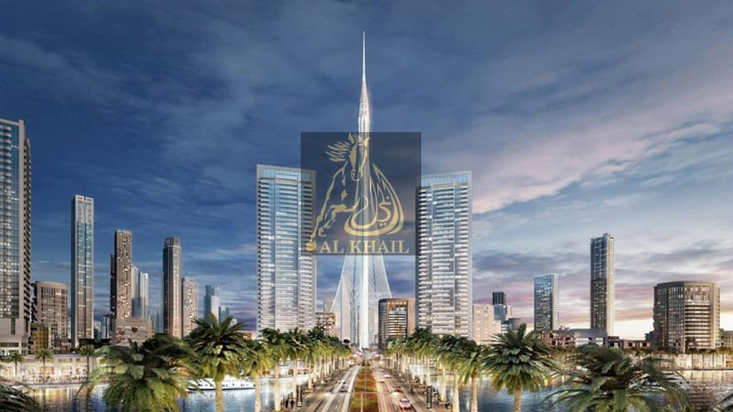 10 3-BR Elegant Waterfront Apartment for sale in Dubai Creek Harbour   Attractive Payment Plan
