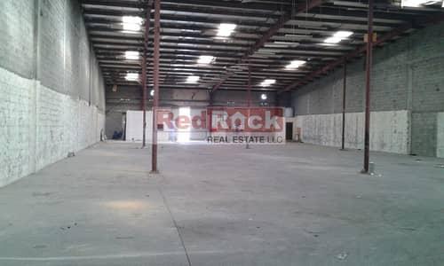 Warehouse for Rent in Umm Ramool, Dubai - Aed 33/Sqft || 12