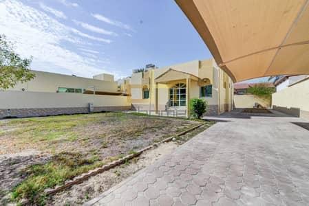 3 Bedroom Villa for Rent in Al Wasl, Dubai - Al Wasl Str I 3 Bed + Maids Villa I Huge Plot