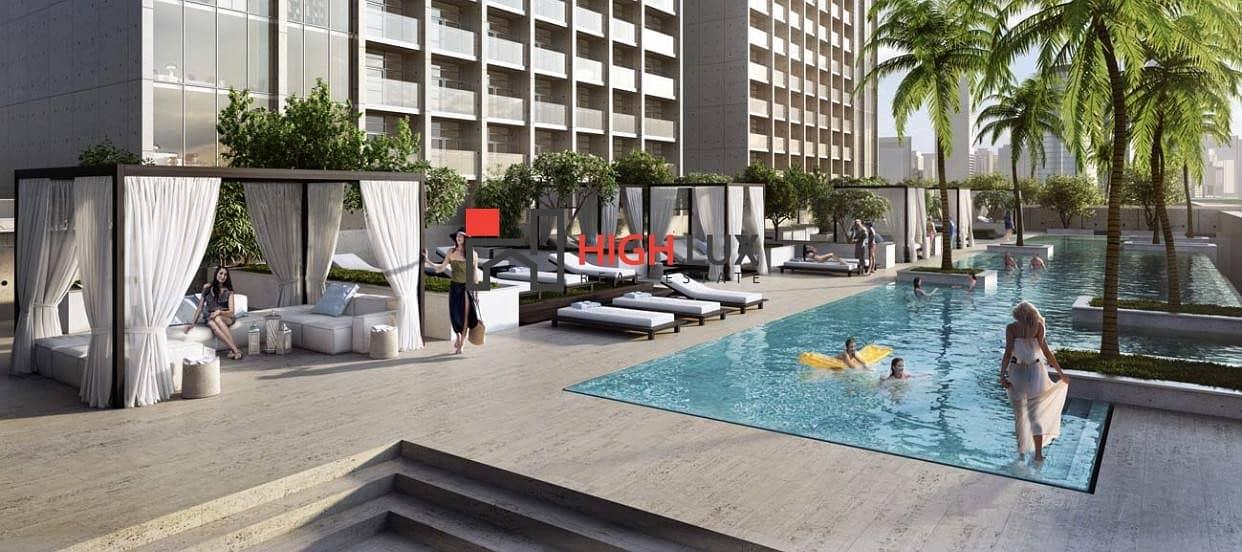 2 The Sterling East Luxury Apartments by Omniyat in Dubai's Heart Burj Khalifa Boulevard