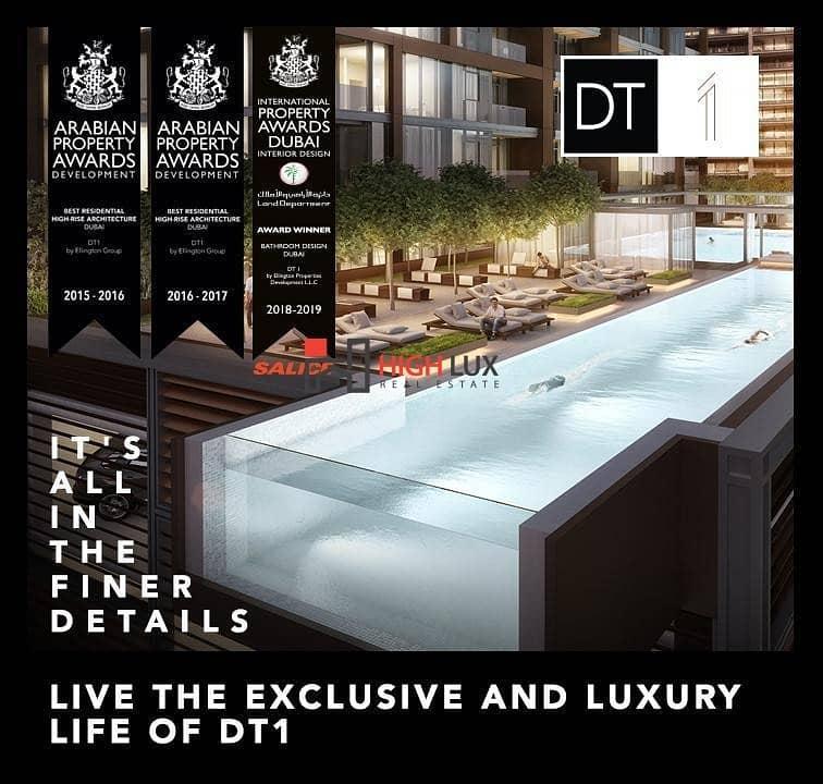 2 DT1 Luxury Apartment's in  Downtown Dubai