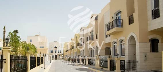 5 Bedroom Villa for Sale in Al Qurm, Abu Dhabi - Luxurious 5+Maid's+Driver's Room with Rent Refund