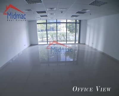 Office for Rent in Business Bay, Dubai - READY TO MOVE IN! | BURJ KHALIFA VIEW I  SMALL OFFICE