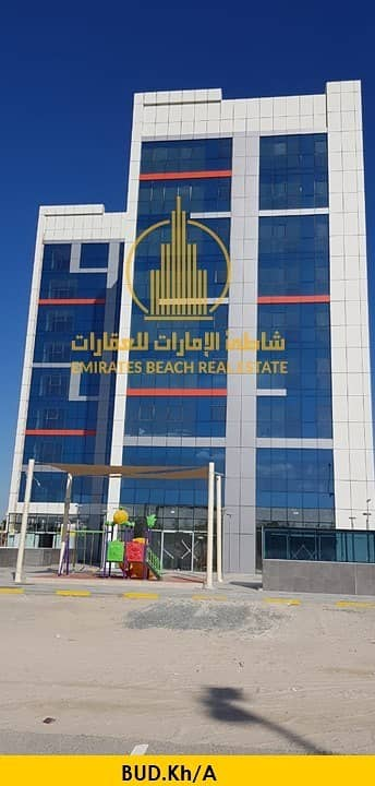 1 Bedroom Flat for Rent in Khalifa City A, Abu Dhabi - 1BHK Apartment unique building KhalifaA