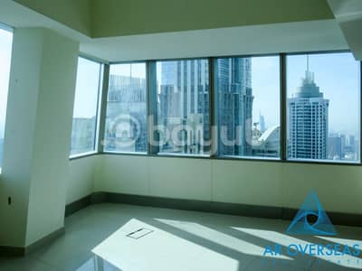 4 Bedroom Flat for Sale in Dubai Marina, Dubai - Full Sea View 4 BR Duplex + Maid Rooms in Ocean Height 3.5M