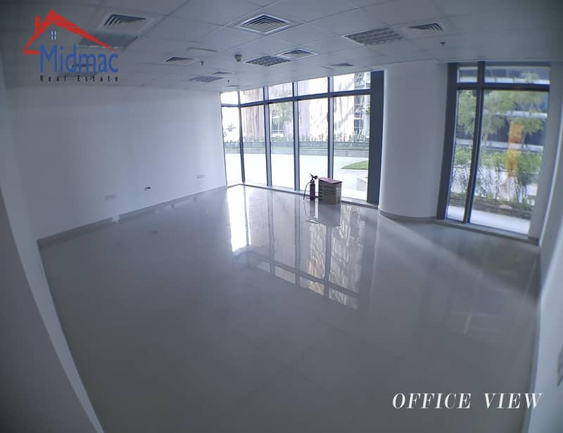 SMALL OFFICE - WINTER  OFFER -Burj View