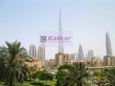 2 Bedroom Flat for Sale in Downtown Dubai, Dubai - South Ridge 3 - Most sought after layout (1620 Sq.Ft) - Two Bed Rooms with panoramic view of the Burj Khalifa