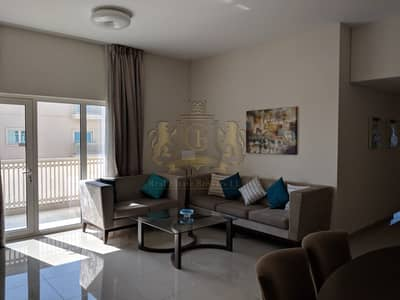 3 Bedroom Apartment for Sale in Downtown Jebel Ali, Dubai - Beautifully Furnished 3Bedroom Apartment for Sale in Downtown Jebel Ali