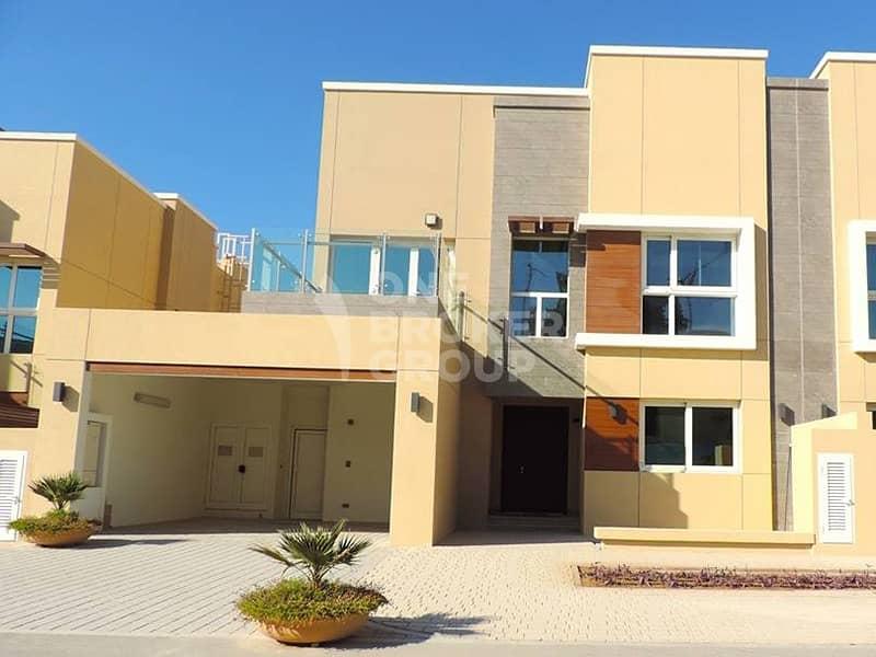 Single Row Villa|Type 3S2|Owner Occupied