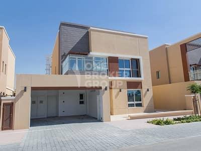 4 Bedroom Villa for Sale in Al Barsha, Dubai - Large Plot | Single Row | Park Facing 4D1
