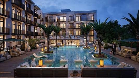 Studio for Sale in Jumeirah Village Circle (JVC), Dubai - Elegant Studio | Community  View  | 2% DLD Waiver