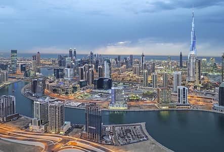 Mixed Use Land for Sale in Business Bay, Dubai - Prime Location G     19  Mix Used Plot in Business Bay