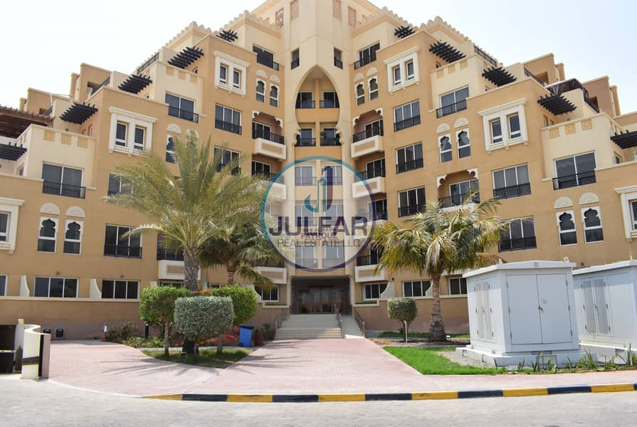 Fully Furnished Sea View Studio Apartment FOR RENT