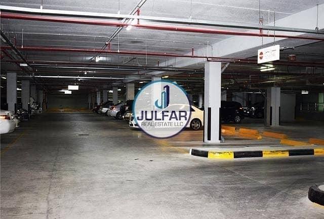 10 High Floor Sea View Office For Rent In Julphar Tower.