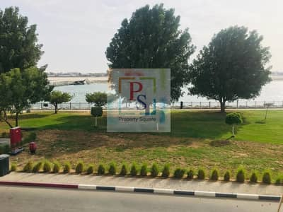 3 Bedroom Villa for Rent in Abu Dhabi Gate City (Officers City), Abu Dhabi - Sea View Luxury 3 BR+ M Villa @Hot Price