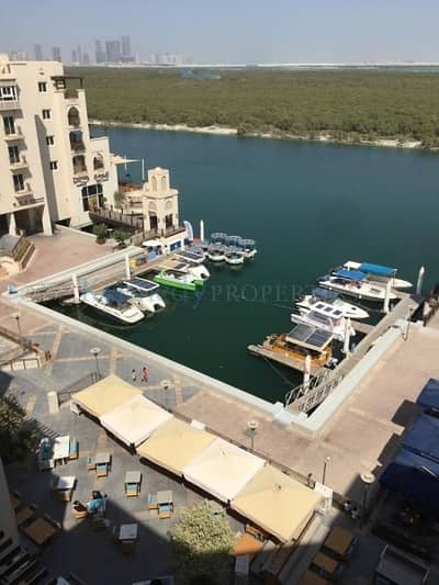 1 Bedroom Apartment for Rent in Eastern Road, Abu Dhabi - No Agent Fee 1 bedroom with Mangrove view