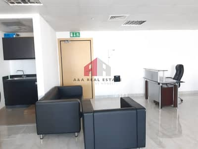Office for Rent in Jumeirah Lake Towers (JLT), Dubai - Furnished Office for Rent in JBC 2 tower
