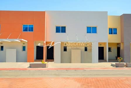2 Bedroom Villa for Sale in Al Reef, Abu Dhabi - 2 BR Contemporary Style Villa in Al Reef