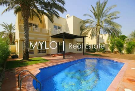 5 Bedroom Villa for Rent in The Meadows, Dubai - Beautiful 5 bed + Pool / Well Maintained