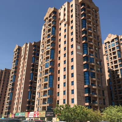 2 Bedroom Apartment for Rent in Al Nuaimiya, Ajman - HURRY HOT DEAL  FOR RENT 2 BED HALL WITH CLOSED KITCHEN IN NAUIMIA TOWERS